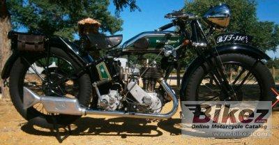 1930 Magnat Debon 350 BST