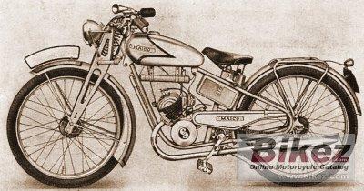 1937 Maico F100 Piccolo Derby