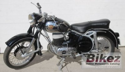 1959 Maico Blizzard 247