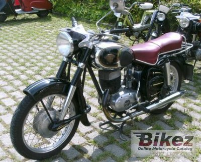 1960 Maico Blizzard specifications and pictures