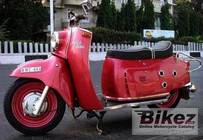 1965 Maico Maicoletta 247