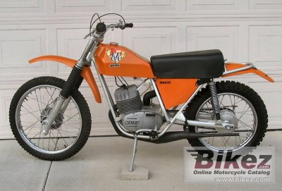 1974 Maico MD 125-6