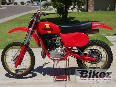 1978 maico md 250 wk specifications and pictures. Black Bedroom Furniture Sets. Home Design Ideas