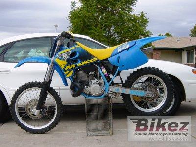 1990 Maico Enduro 500