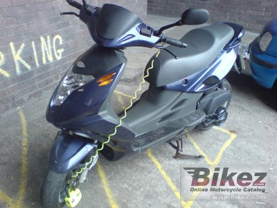 2005 Malaguti F18 Warrior 125