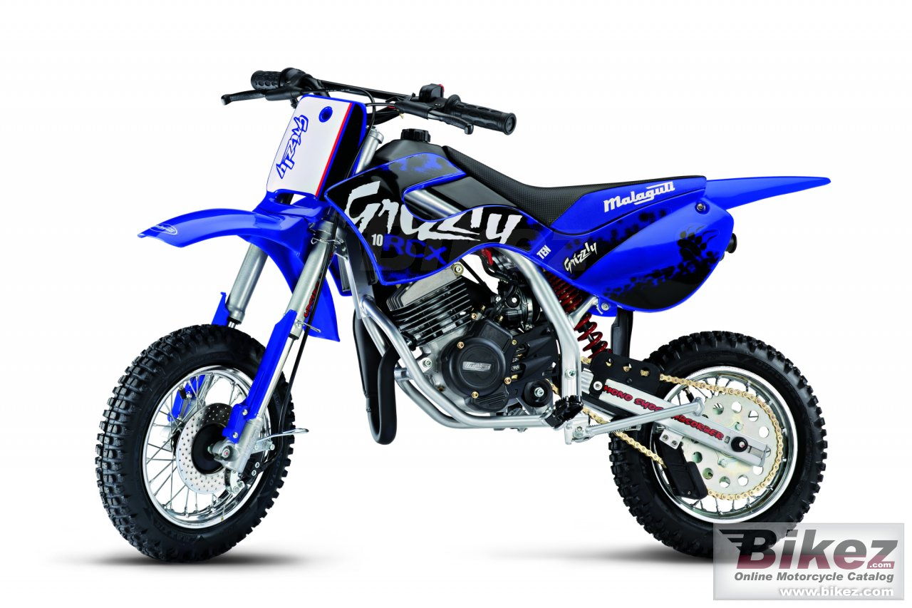 Malaguti Grizzly 10 Enduro