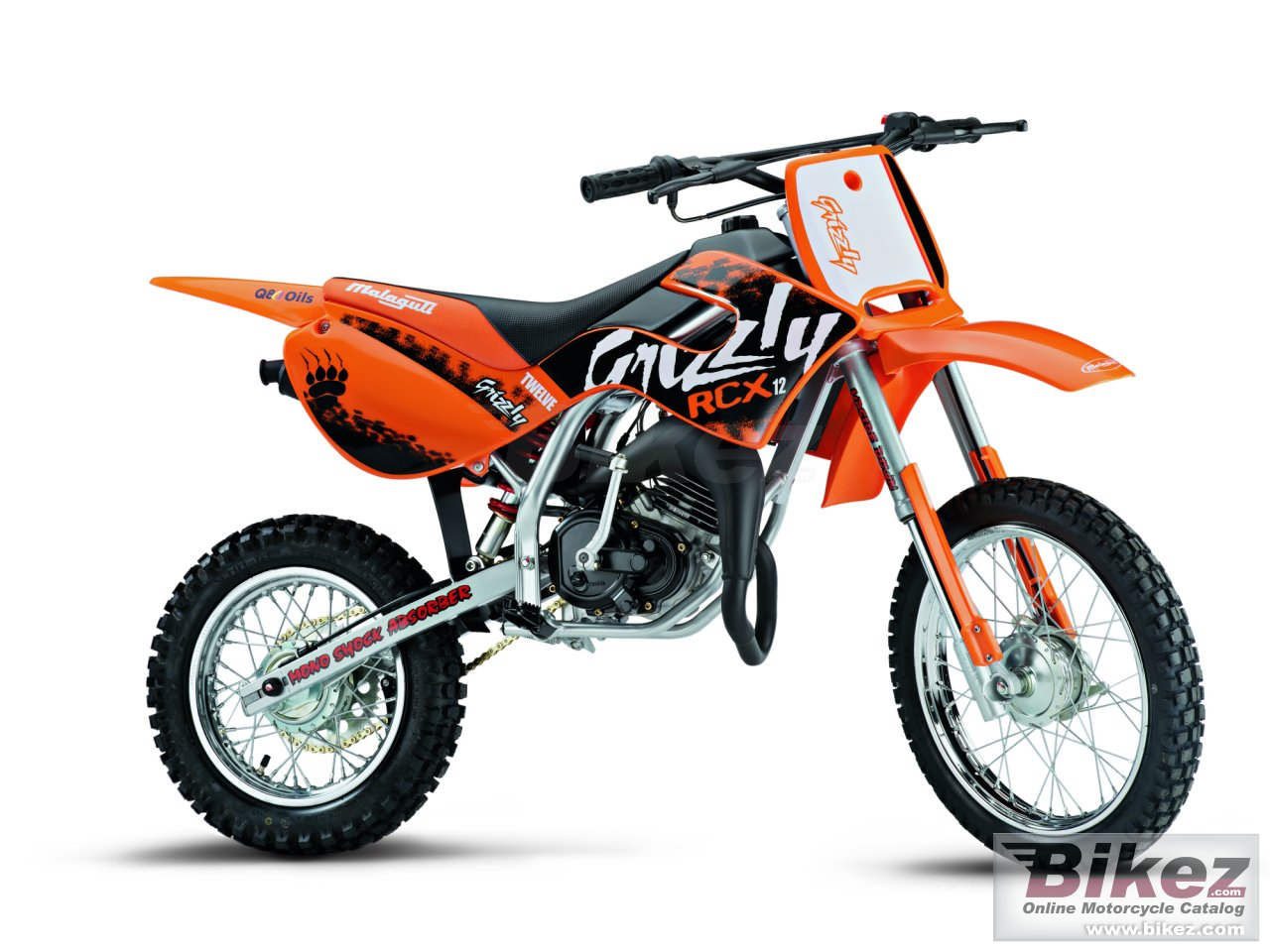 Malaguti grizzly 12 cross