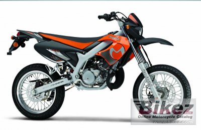 2007 Malaguti XSM 50 Supermotard specifications and pictures