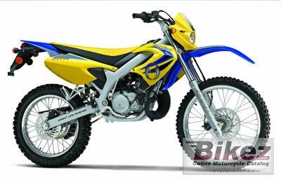 2007 Malaguti XTM 50 Enduro