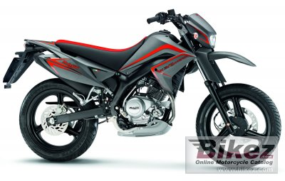 2009 Malaguti X3M 125 Motard photo