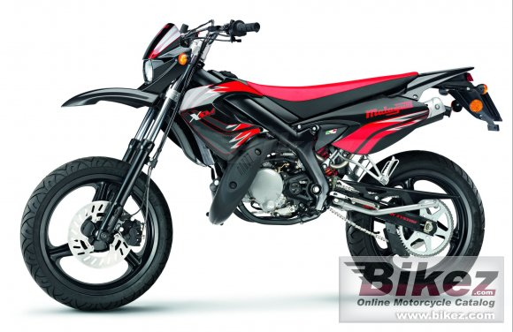 2009 Malaguti XSM 50 Supermotard photo