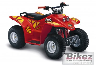 2009 Malaguti Grizzly 4-wheels