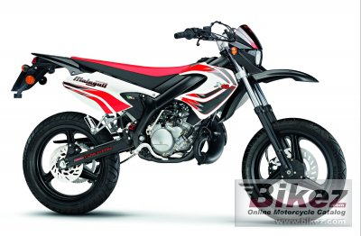 2009 Malaguti XSM 50 Supermotard specifications and pictures