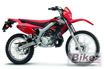 2010 Malaguti XTM 50 Enduro photo