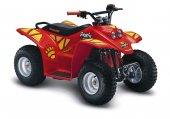 2010 Malaguti Grizzly 4-wheels