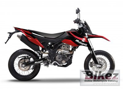 2019 Malaguti XSM125 specifications and pictures