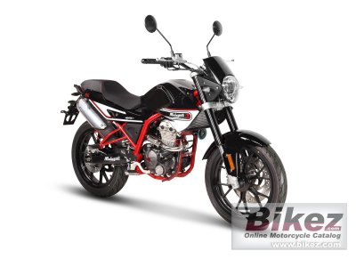 2020 Malaguti Monte Pro 125