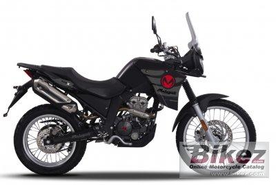 2021 Malaguti Dune 125X Black Edition
