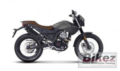 2021 Malaguti Monte Pro 125 Anniversary Edition