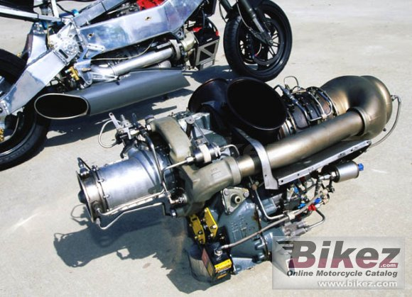 2002 Marine Turbine Technologies Y2K Superbike photo