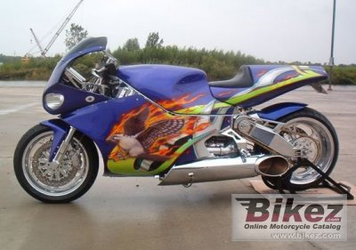 2012 Marine Turbine Technologies Streetfighter