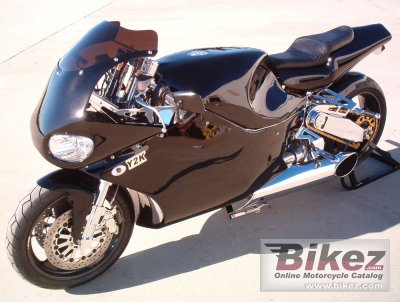 2015 Marine Turbine Technologies Superbike