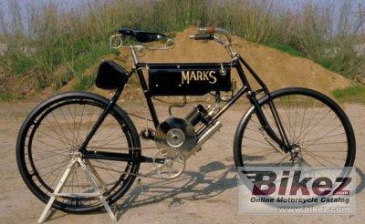 1896 Marks Motor Bike