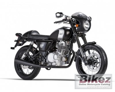 2016 Mash Cafe Racer 250 Black Edition