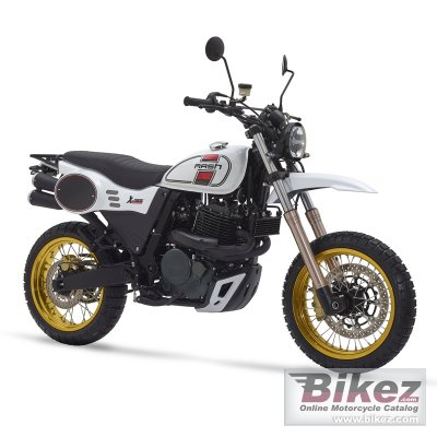 2020 Mash X-Ride Classic 650