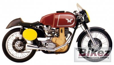 1956 Matchless G50