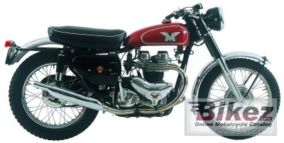 1958 Matchless G-12