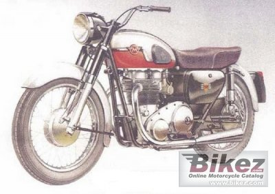1962 Matchless G-12
