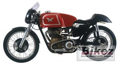 1963 Matchless G50