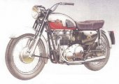 1966 Matchless G12