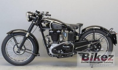 1967 Matchless G3 350