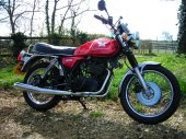 1989 Matchless G 80 E photo