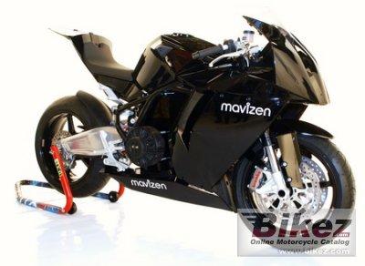 2012 Mavizen TTX02