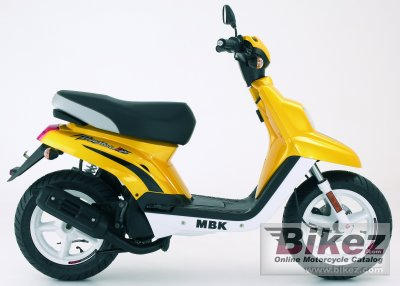2005 MBK Booster 12 inch