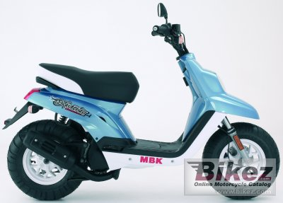 2005 MBK Booster Naked