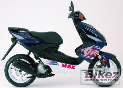 2005 MBK Nitro