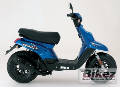 2006 MBK Booster photo