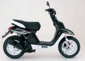 2006 MBK Booster 12inch