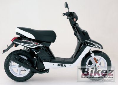 2006 MBK Booster 12inch photo