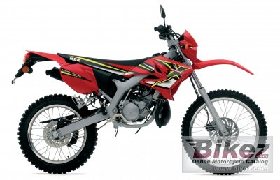 2006 MBK X-Limit Enduro photo