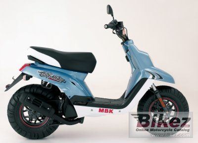 2006 MBK Booster Naked