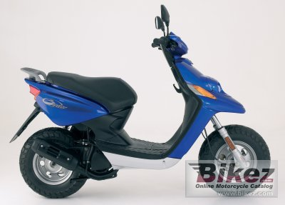 2006 MBK Booster NG Next Generation