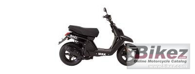 2007 MBK Booster 12inch N