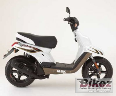2007 MBK Booster 12inch