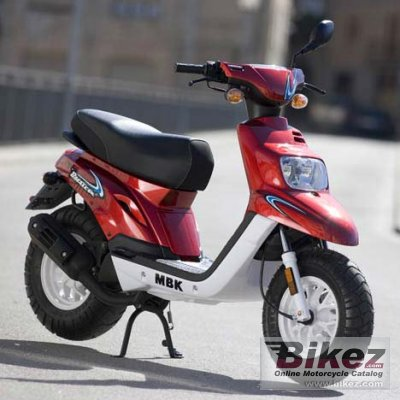 2007 MBK Booster