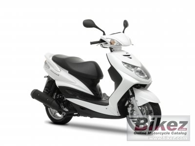 2009 MBK Flame X 125